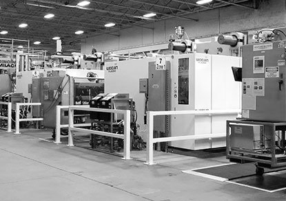 Blow Molding, Design Services, Manufacturing Services