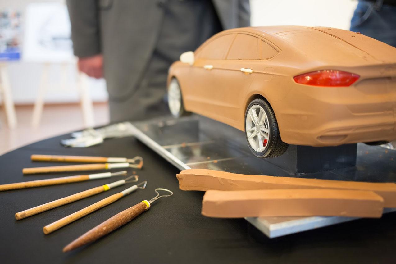 clay models